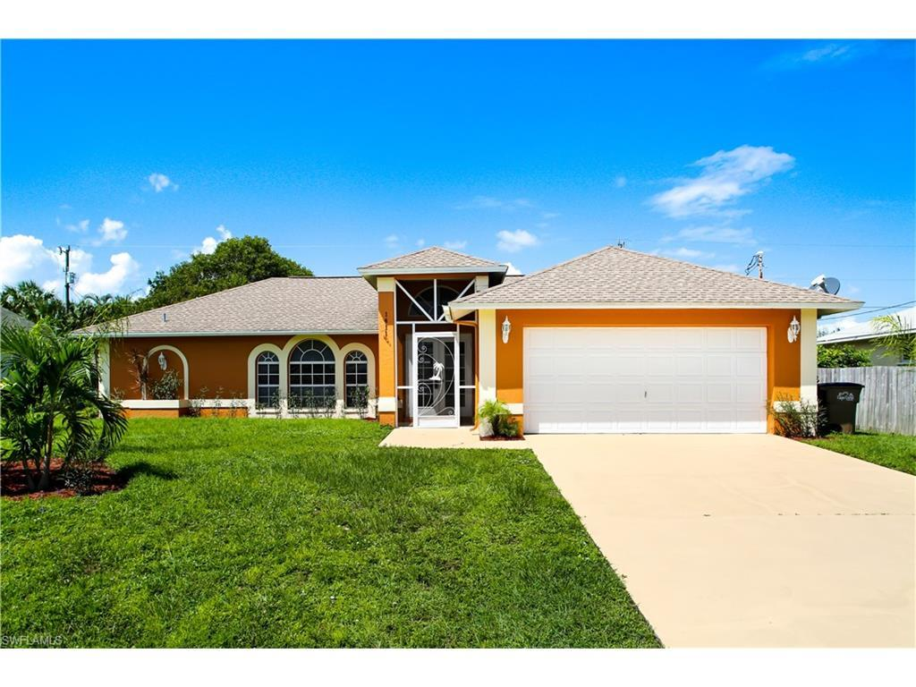 1411 SW 29th Ter, Cape Coral, FL 33914 (#216055467) :: Homes and Land Brokers, Inc