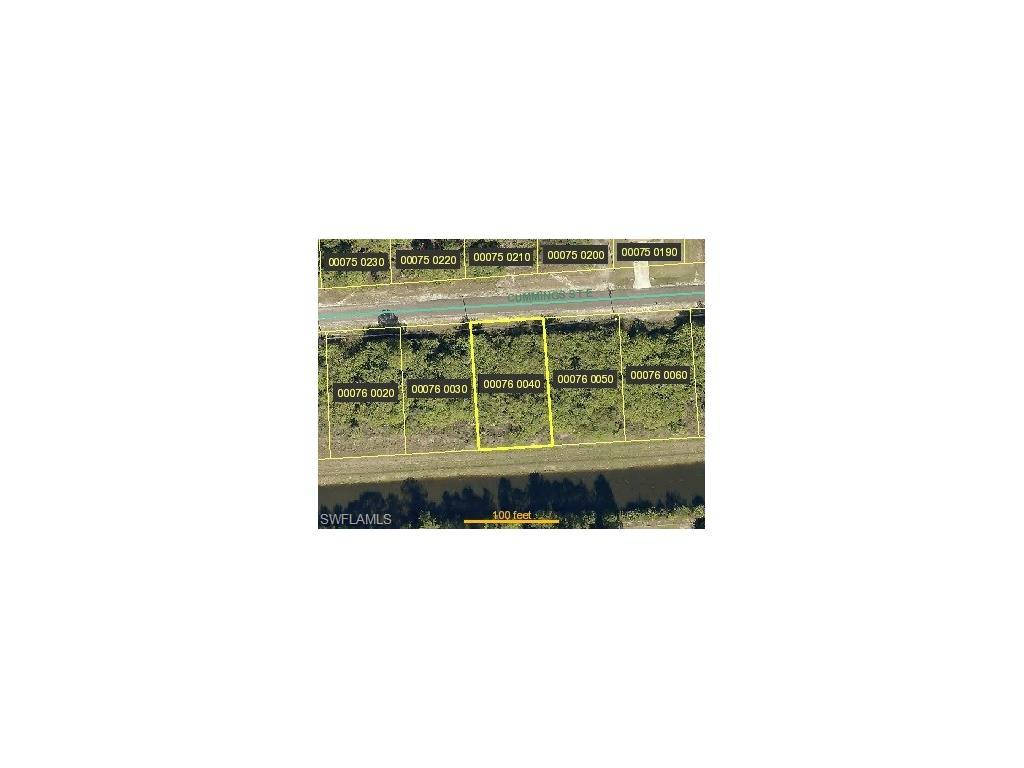 1112 Cumming St E, Lehigh Acres, FL 33974 (#216055482) :: Homes and Land Brokers, Inc
