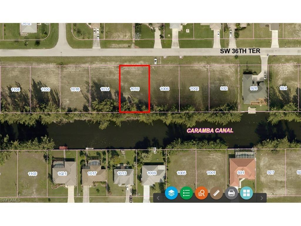 1010 SW 36th Ter, Cape Coral, FL 33914 (#216055548) :: Homes and Land Brokers, Inc