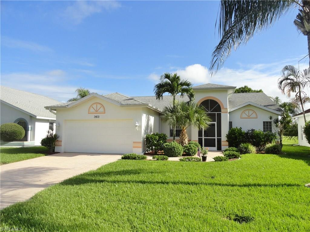3403 Sabal Springs Blvd, North Fort Myers, FL 33917 (MLS #216055580) :: The New Home Spot, Inc.