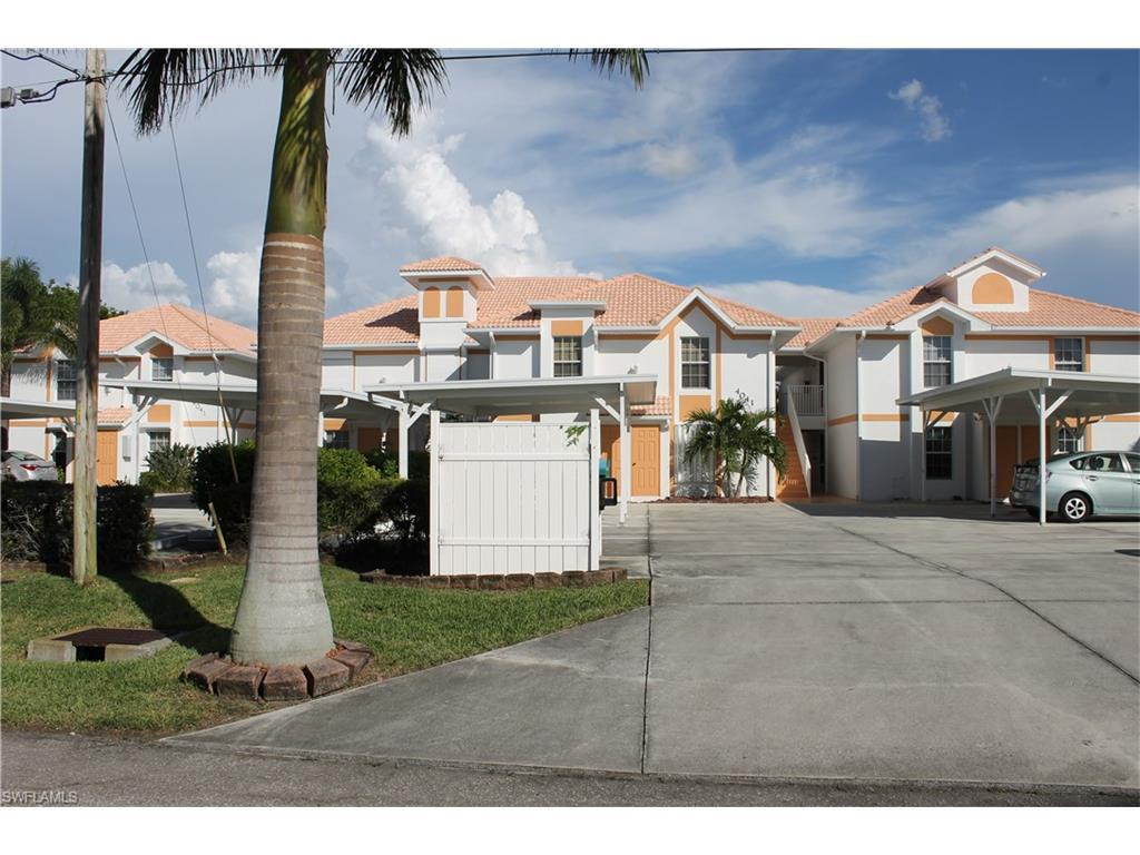 4041 SE 11th Pl #206, Cape Coral, FL 33904 (#216055632) :: Homes and Land Brokers, Inc