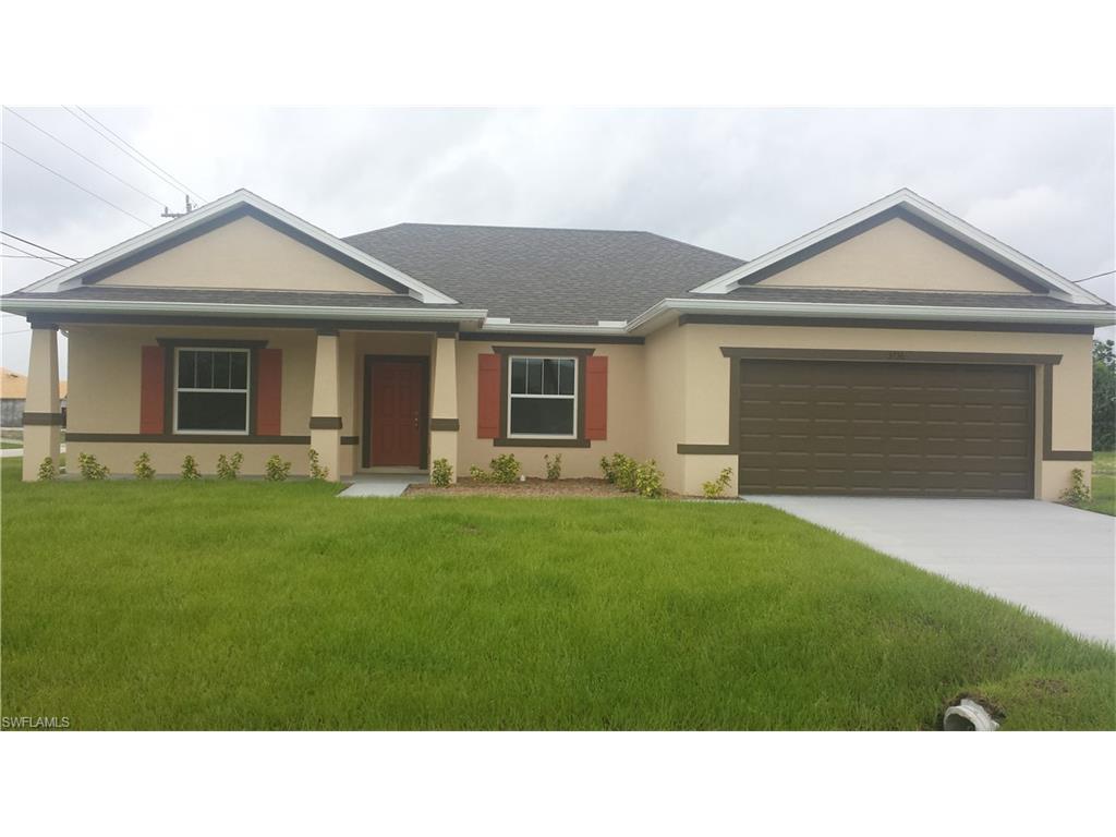 3736 SW 12th Pl, Cape Coral, FL 33914 (MLS #216055657) :: The New Home Spot, Inc.