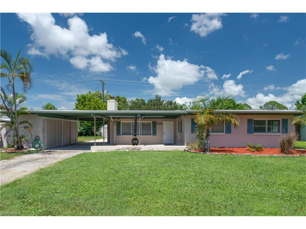 2219 Aldridge Ave, Fort Myers, FL 33907 (#216055912) :: Homes and Land Brokers, Inc