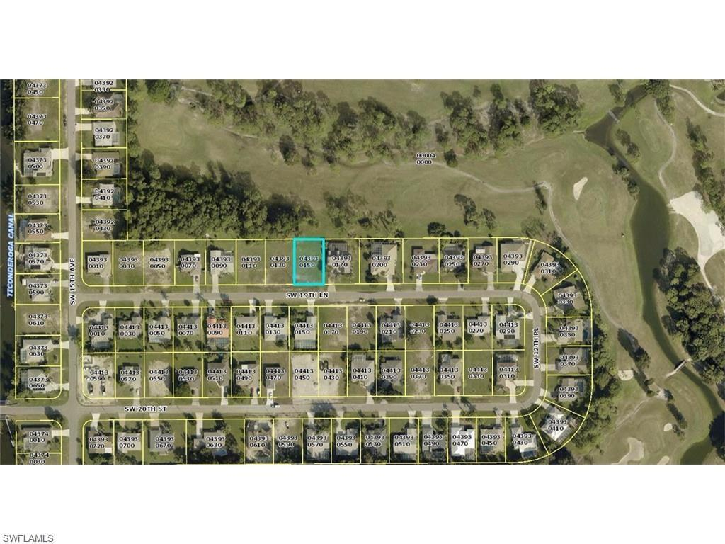 1309 SW 19th Ln, Cape Coral, FL 33991 (#216056028) :: Homes and Land Brokers, Inc