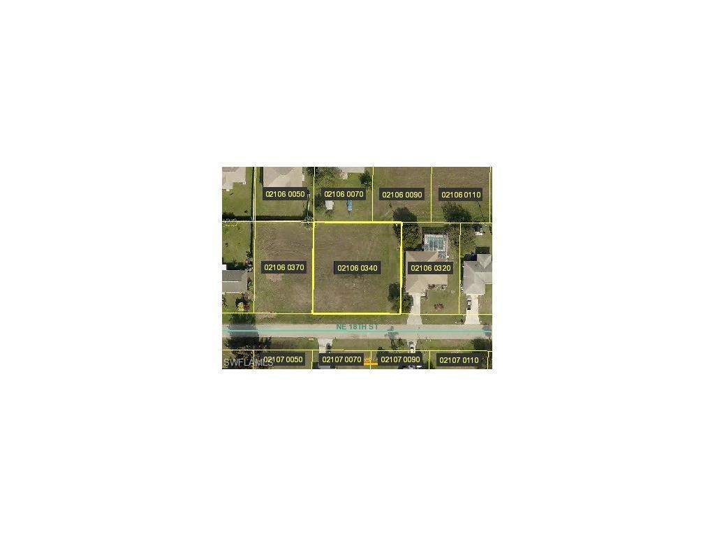 903 NE 18th St, Cape Coral, FL 33909 (MLS #216056051) :: The New Home Spot, Inc.