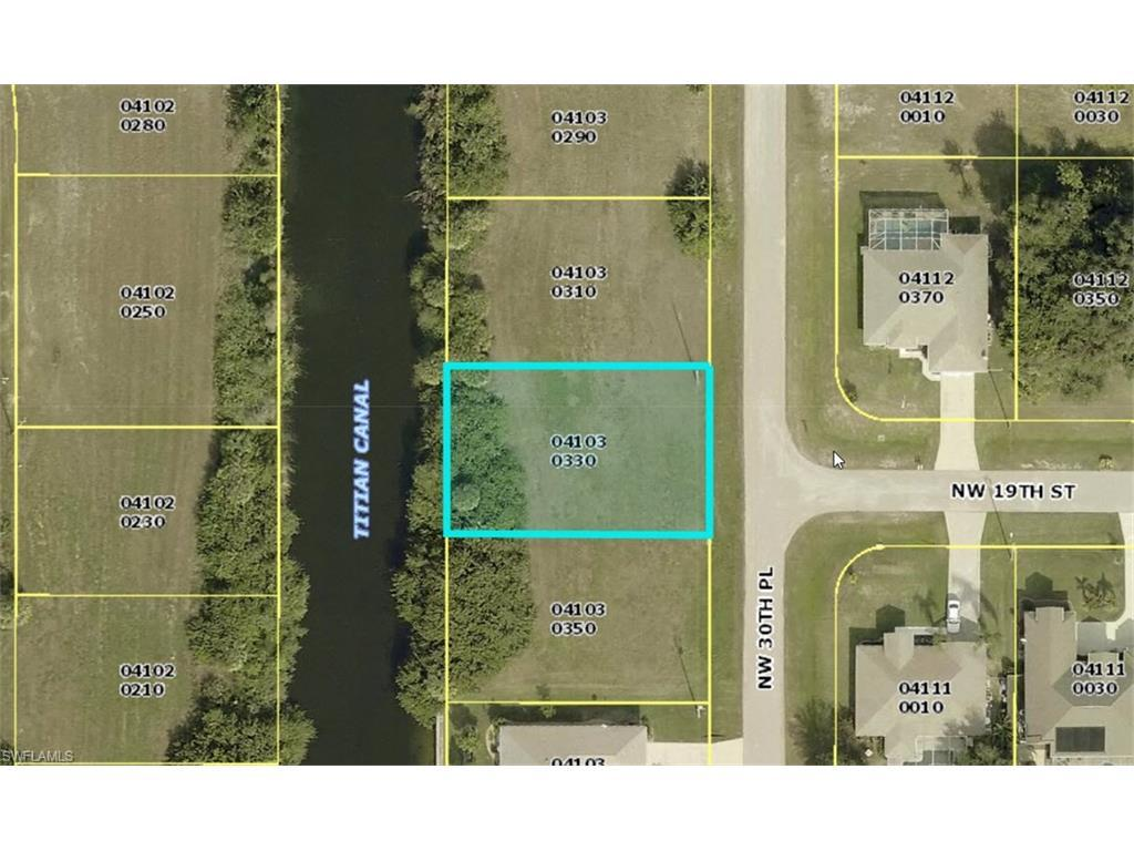 1816 NW 30th Pl, Cape Coral, FL 33993 (#216056070) :: Homes and Land Brokers, Inc