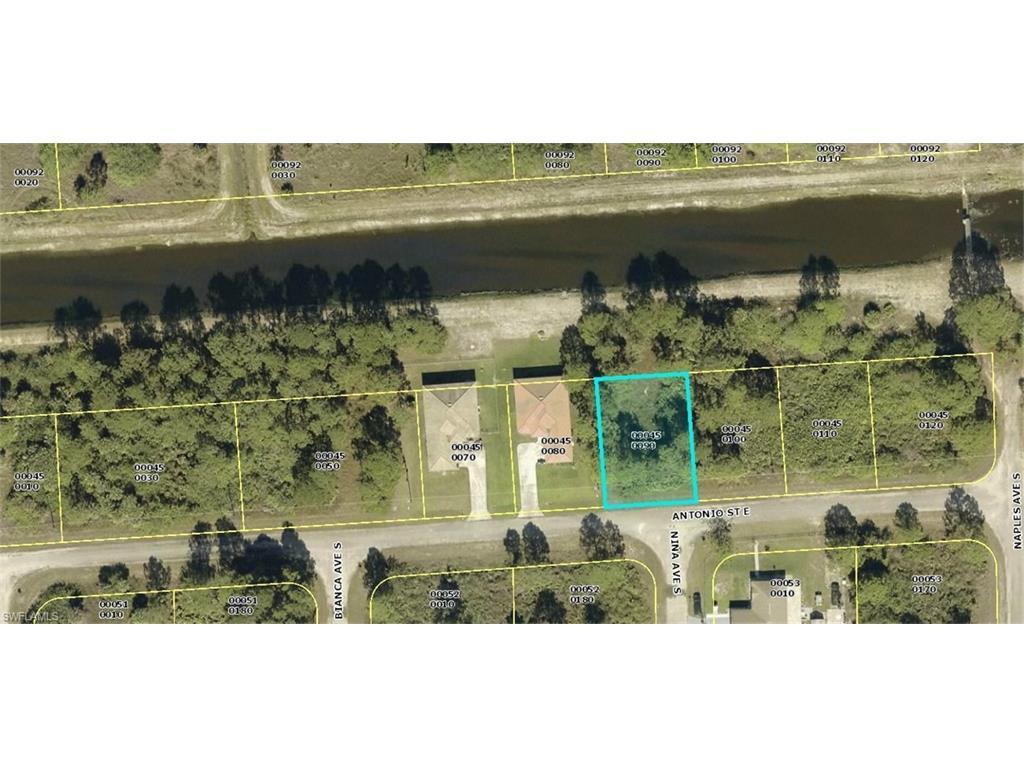 1243 Antonio St E, Lehigh Acres, FL 33974 (MLS #216056190) :: The New Home Spot, Inc.