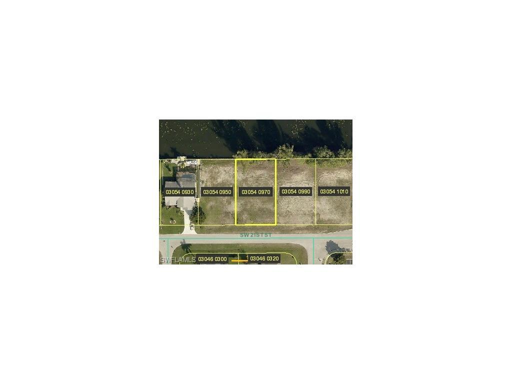 21 SW 21st St, Cape Coral, FL 33991 (MLS #216056275) :: The New Home Spot, Inc.