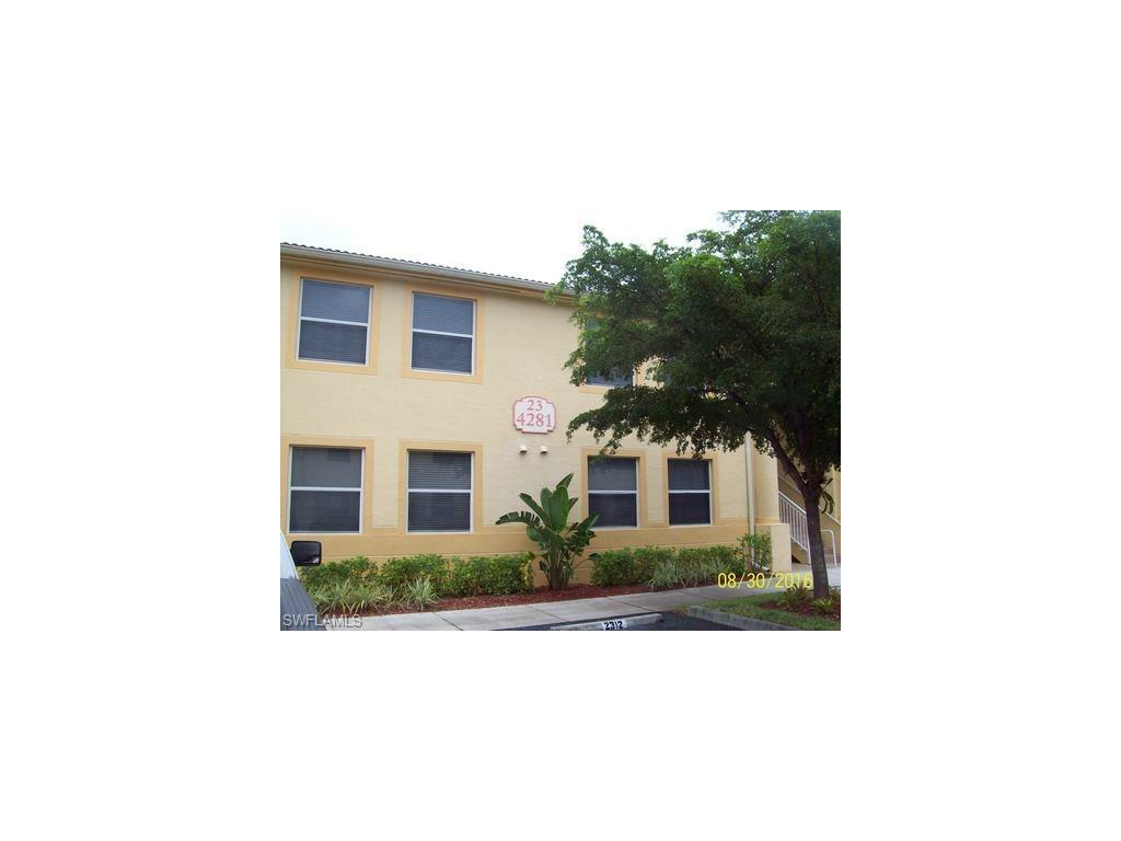4281 Bellasol Cir #2311, Fort Myers, FL 33916 (#216056417) :: Homes and Land Brokers, Inc