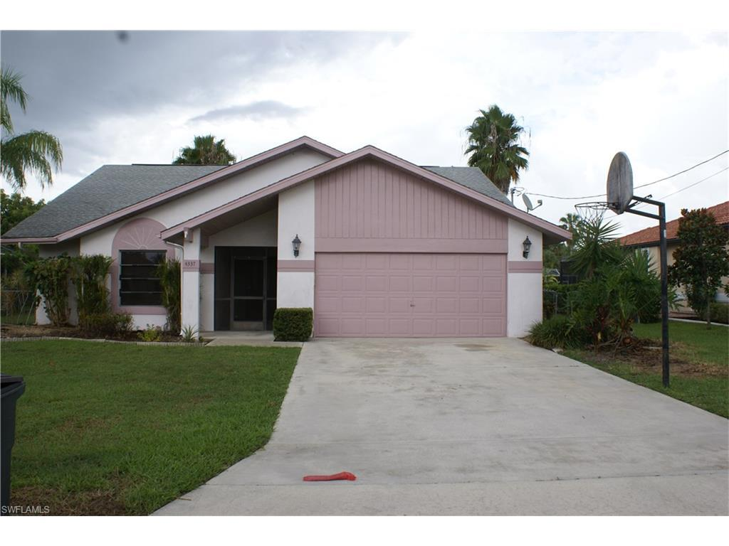 4337 SW 5th Pl, Cape Coral, FL 33914 (MLS #216056808) :: The New Home Spot, Inc.