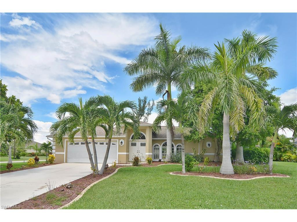 1715 SW 47th Ter, Cape Coral, FL 33914 (#216056816) :: Homes and Land Brokers, Inc