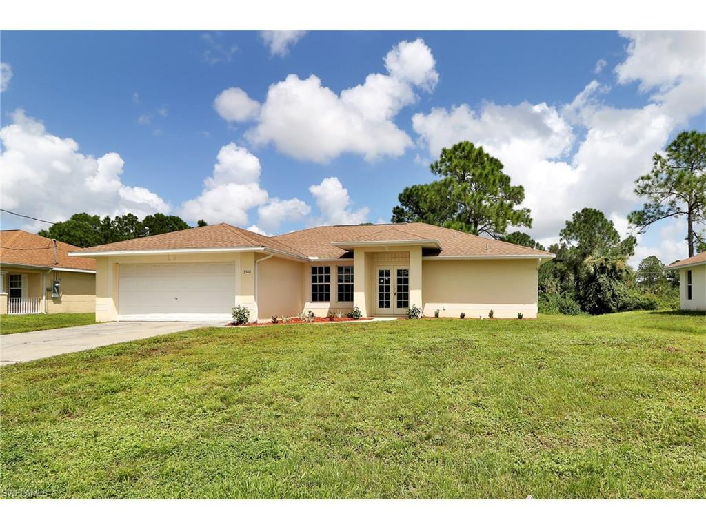 3508 70th St W, Lehigh Acres, FL 33971 (#216056913) :: Homes and Land Brokers, Inc