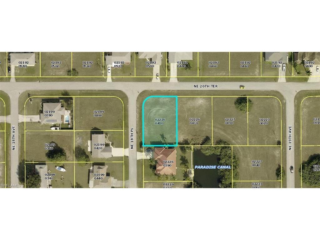 1818 NE 20th Ter, Cape Coral, FL 33909 (#216056974) :: Homes and Land Brokers, Inc