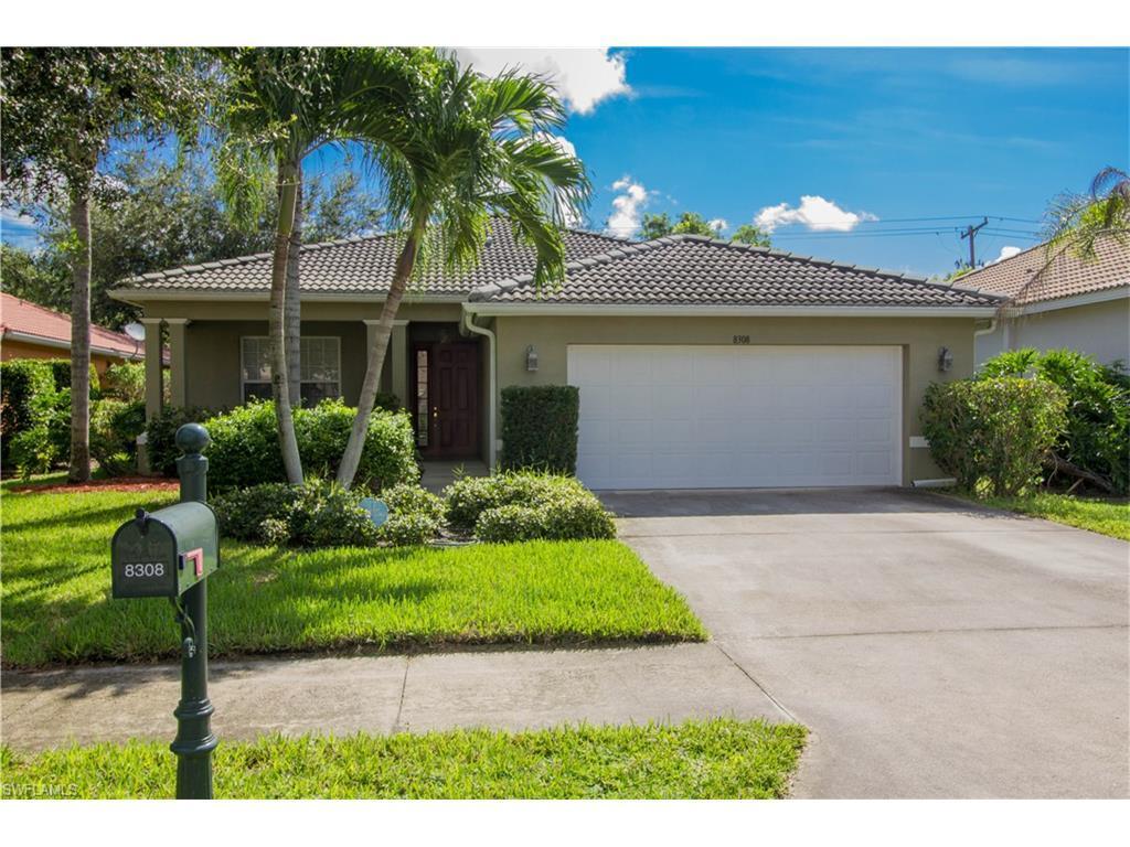 8308 Laurel Lakes Blvd, Naples, FL 34119 (MLS #216057111) :: The New Home Spot, Inc.