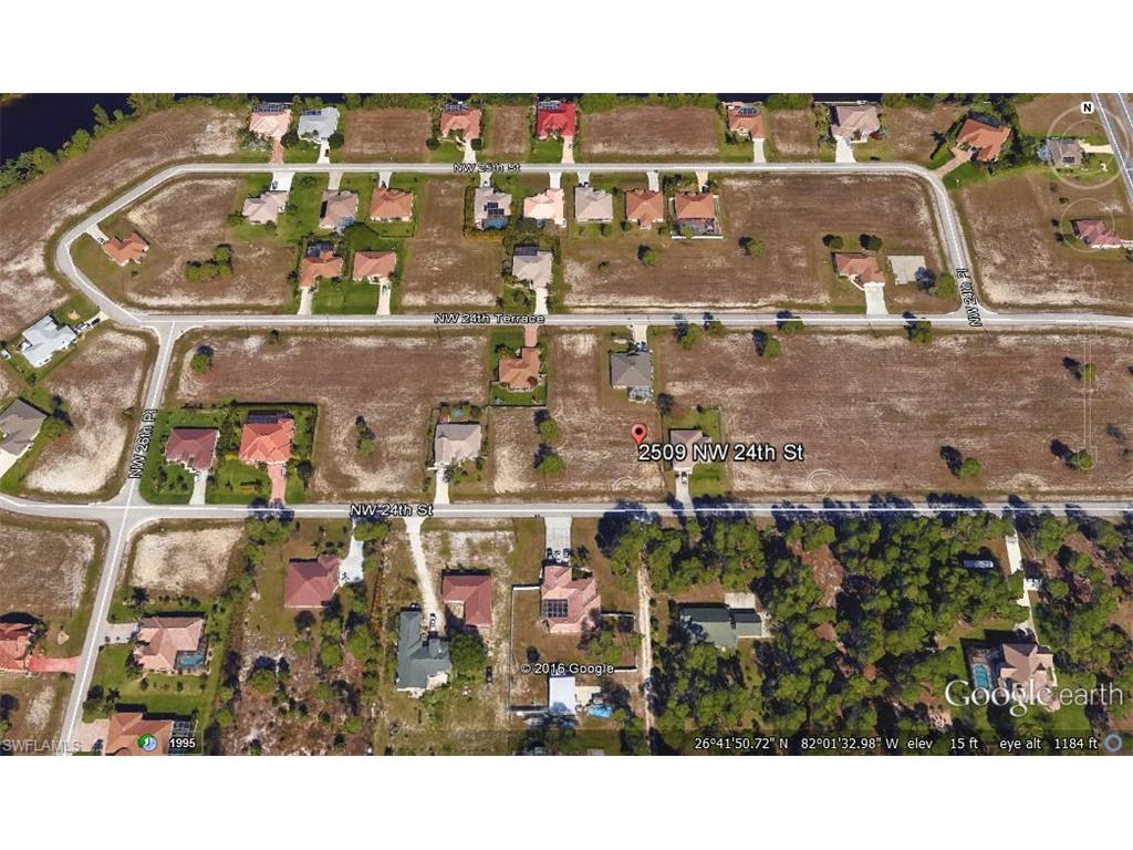 2509 NW 24th St, Cape Coral, FL 33993 (MLS #216057188) :: The New Home Spot, Inc.