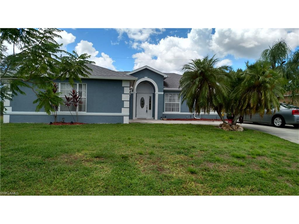 3418 SW 29th Ave, Cape Coral, FL 33914 (MLS #216057277) :: The New Home Spot, Inc.
