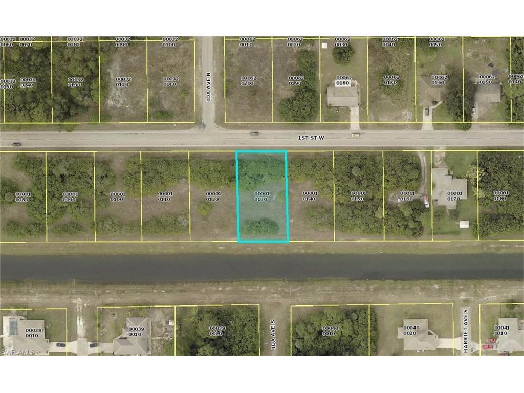 2819 1st St W, Lehigh Acres, FL 33971 (MLS #216057456) :: The New Home Spot, Inc.