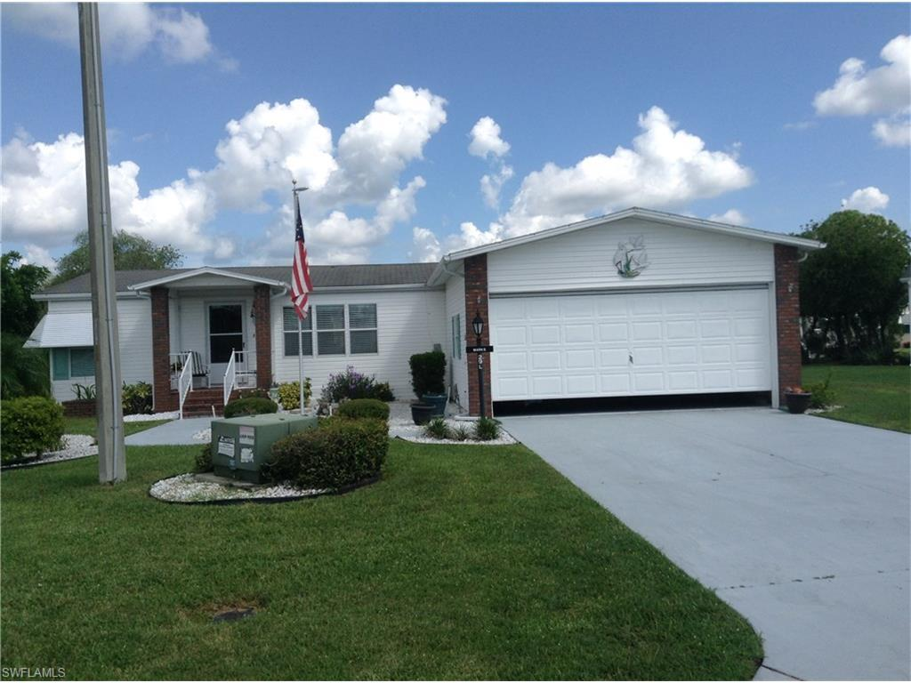 19782 Frenchmans Ct, North Fort Myers, FL 33903 (MLS #216057497) :: The New Home Spot, Inc.