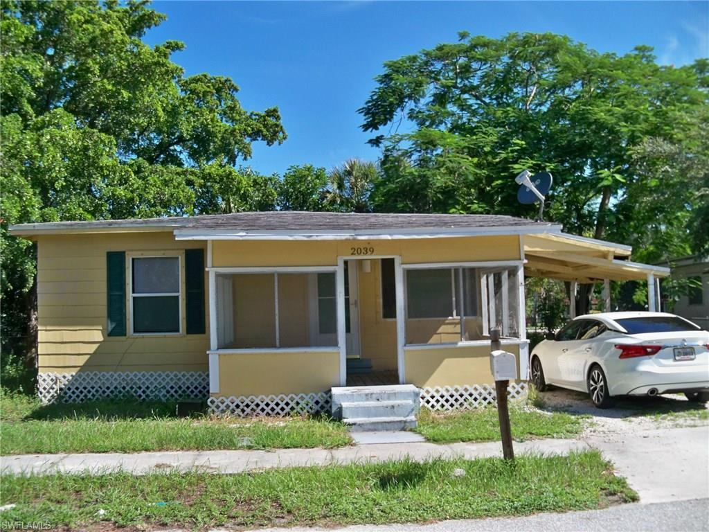 2039 Kurtz St, Fort Myers, FL 33901 (MLS #216057523) :: The New Home Spot, Inc.