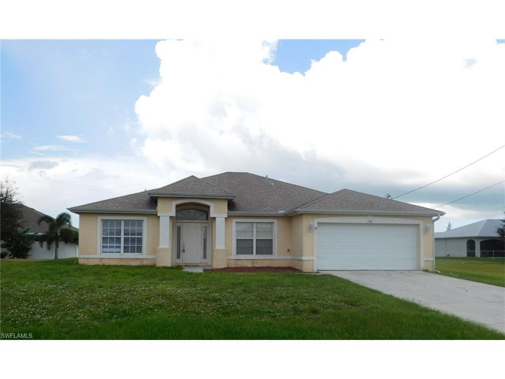 1738 NW 6th Ave, Cape Coral, FL 33993 (MLS #216057630) :: The New Home Spot, Inc.