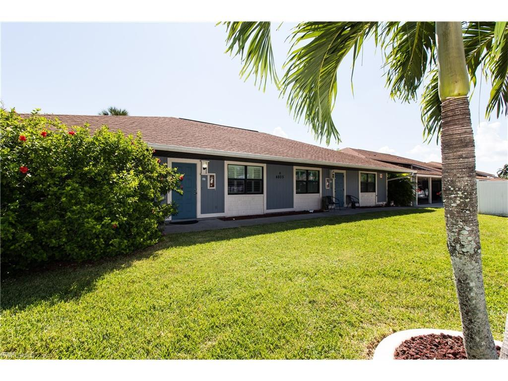 4805 SW 8th Pl #101, Cape Coral, FL 33914 (#216057762) :: Homes and Land Brokers, Inc