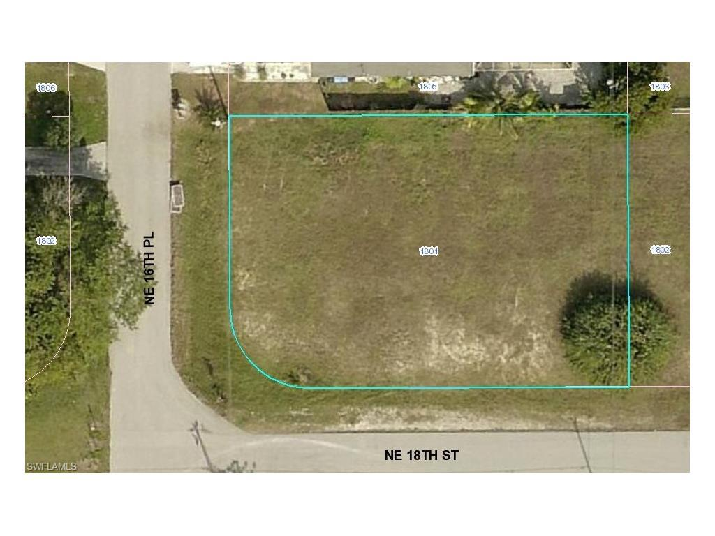 1801 NE 16th Pl, Cape Coral, FL 33909 (MLS #216057811) :: The New Home Spot, Inc.