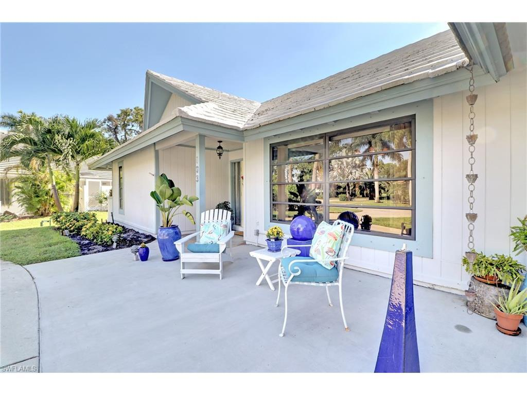 103 Palmetto Dunes Cir, Naples, FL 34113 (#216057847) :: Homes and Land Brokers, Inc