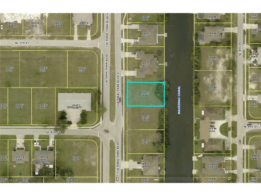 707 Cultural Park Blvd, Cape Coral, FL 33990 (MLS #216057890) :: The New Home Spot, Inc.