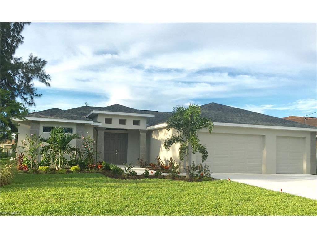 1821 SW 28th Ln, Cape Coral, FL 33914 (MLS #216057938) :: The New Home Spot, Inc.