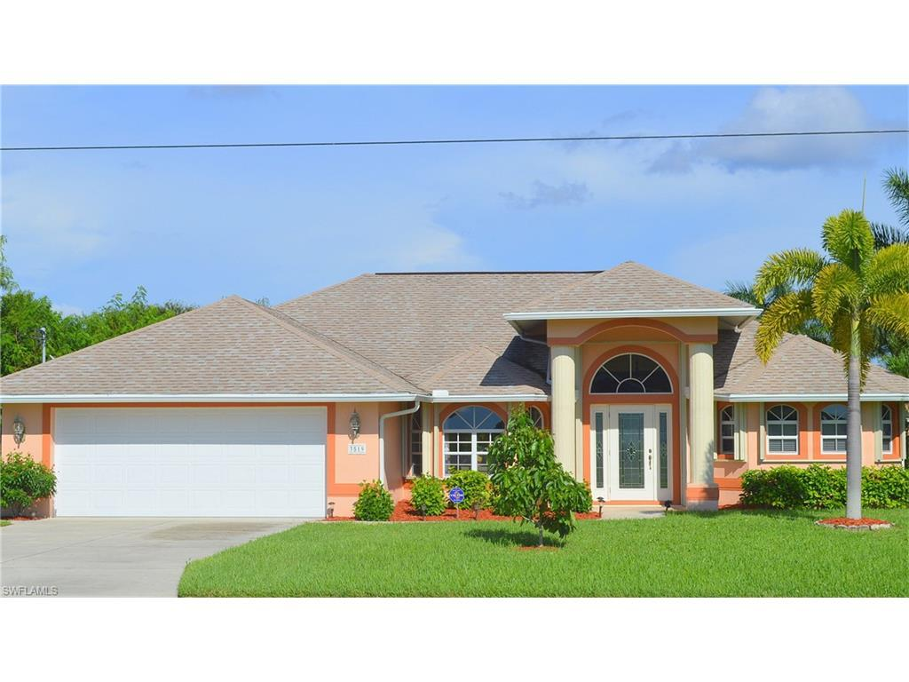 3519 SW 2nd Ave, Cape Coral, FL 33914 (MLS #216057960) :: The New Home Spot, Inc.