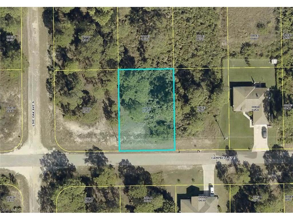 849 Campbell St E, Lehigh Acres, FL 33974 (MLS #216057978) :: The New Home Spot, Inc.