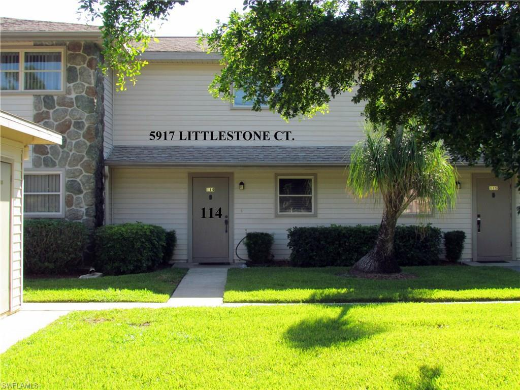 5917 Littlestone Ct #114, North Fort Myers, FL 33903 (MLS #216057982) :: The New Home Spot, Inc.