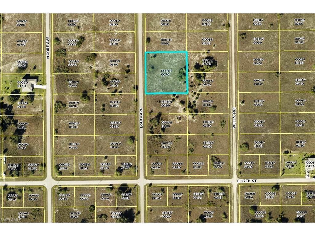 1710 Louis Ave, Lehigh Acres, FL 33972 (MLS #216057994) :: The New Home Spot, Inc.
