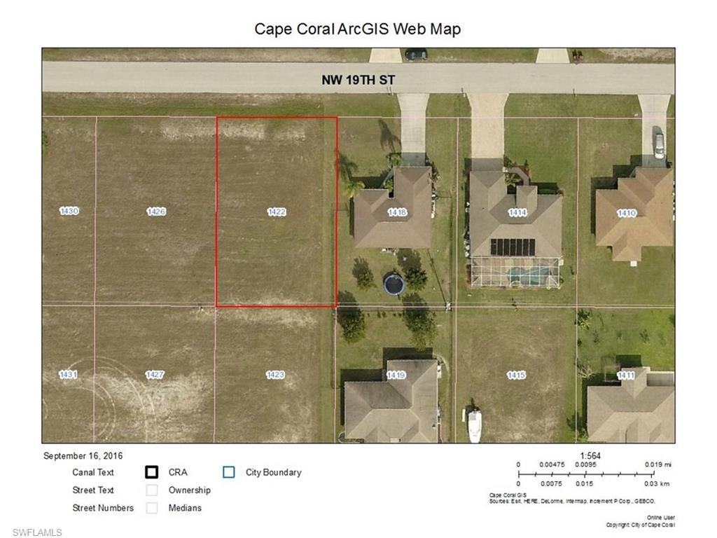 1422 NW 19th St, Cape Coral, FL 33993 (#216058267) :: Homes and Land Brokers, Inc
