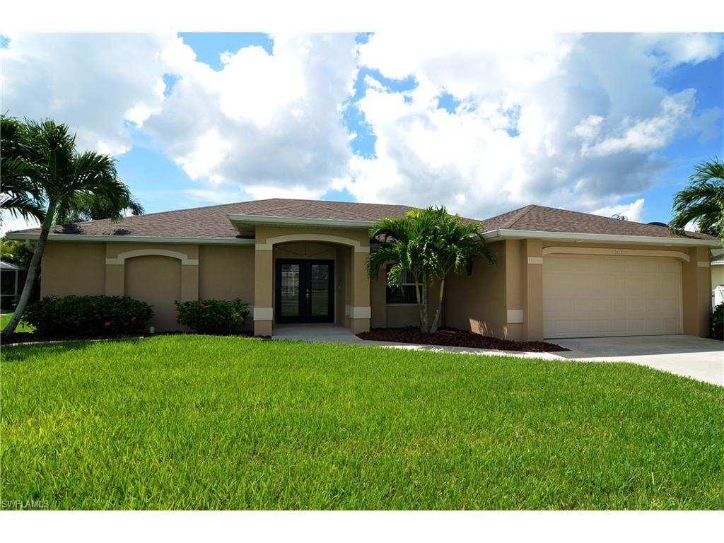 2022 SW 30th St, Cape Coral, FL 33914 (MLS #216058281) :: The New Home Spot, Inc.