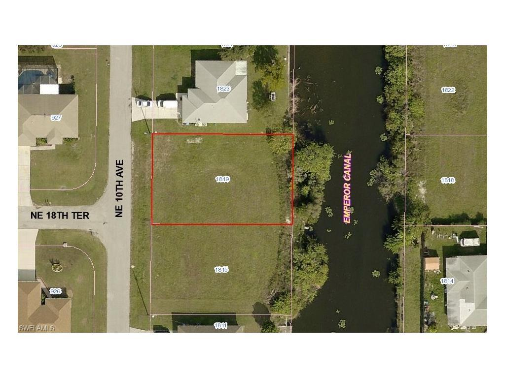 1819 NE 10th Ave, Cape Coral, FL 33909 (MLS #216058347) :: The New Home Spot, Inc.