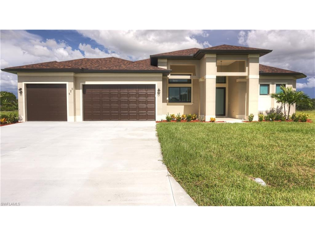 1012 NW 33rd Ave, Cape Coral, FL 33993 (MLS #216058495) :: The New Home Spot, Inc.