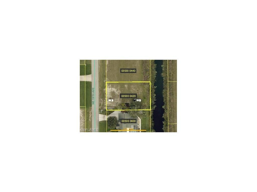 1425 NE 19th Ave, Cape Coral, FL 33909 (#216058505) :: Homes and Land Brokers, Inc