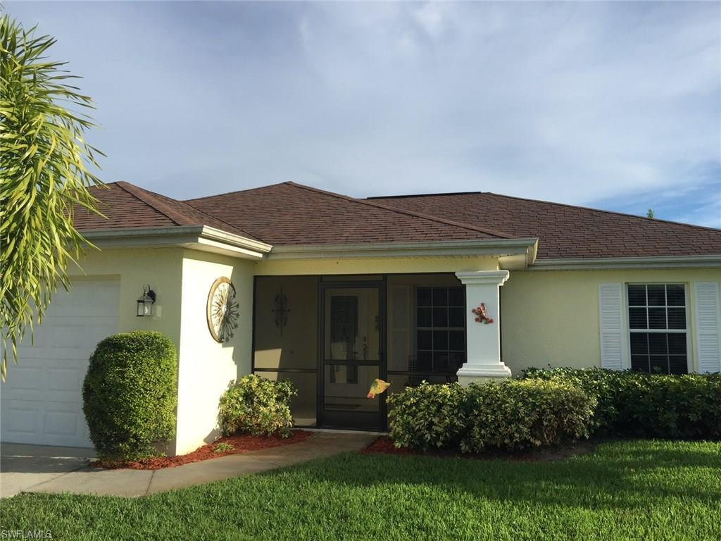 3926 NW 41st Ter, Cape Coral, FL 33993 (#216058517) :: Homes and Land Brokers, Inc