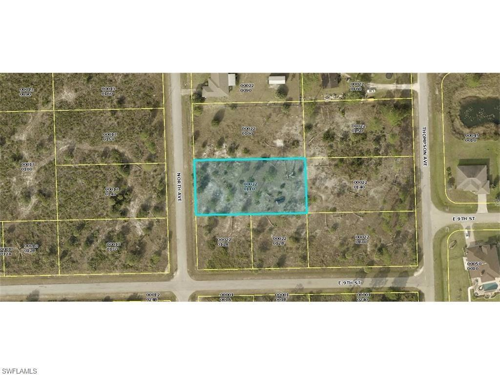 902 North Ave, Lehigh Acres, FL 33972 (#216058593) :: Homes and Land Brokers, Inc