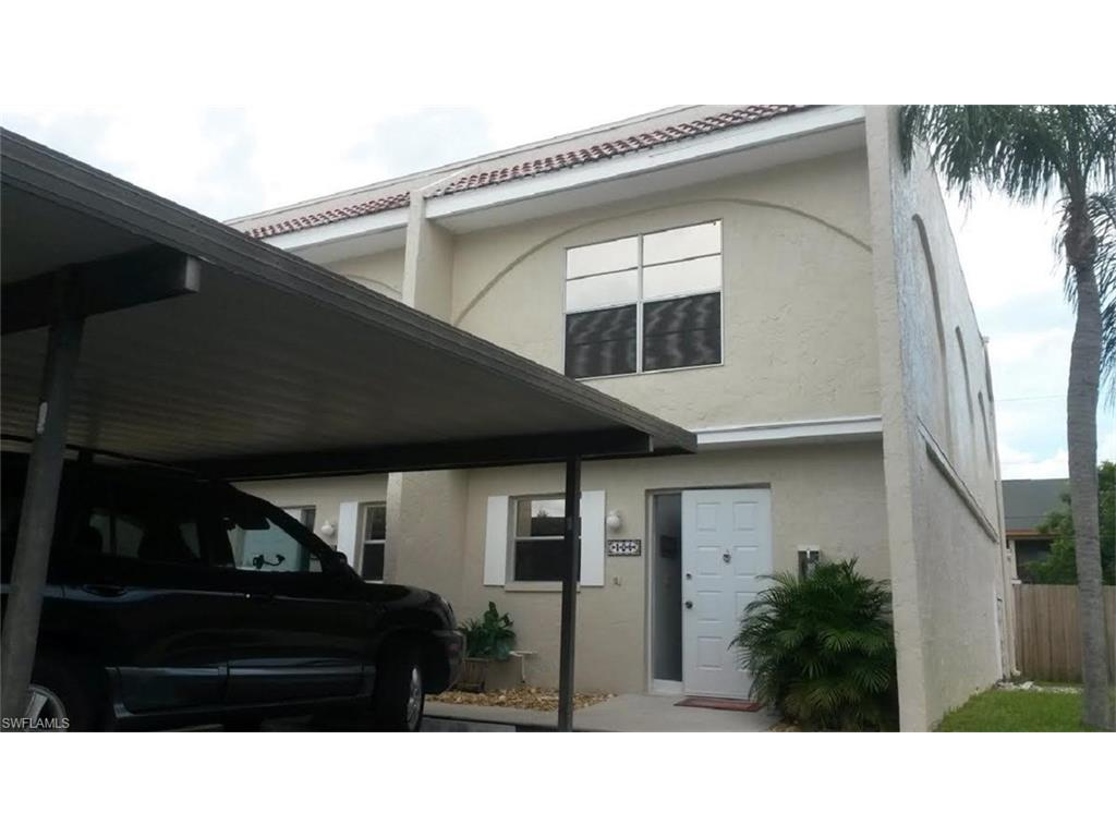 1330 SW 47th Ter #106, Cape Coral, FL 33914 (#216058612) :: Homes and Land Brokers, Inc