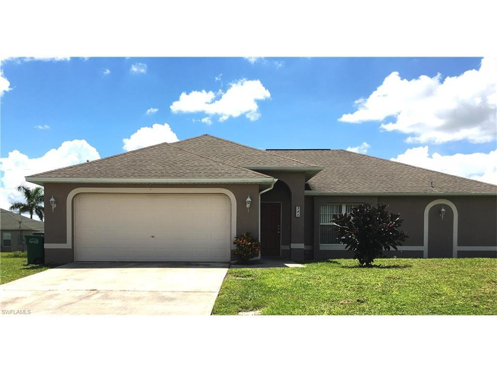 340 NE 10th Ter, Cape Coral, FL 33909 (MLS #216058701) :: The New Home Spot, Inc.