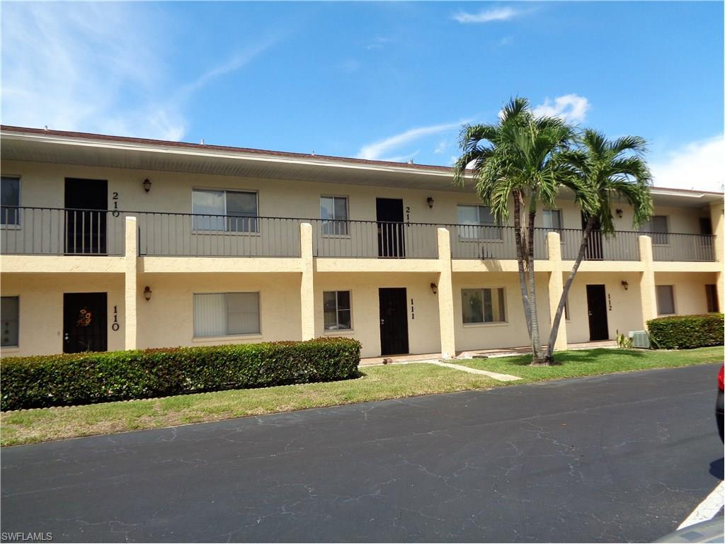 6184 Michelle Way 111 B, Fort Myers, FL 33919 (MLS #216058731) :: The New Home Spot, Inc.