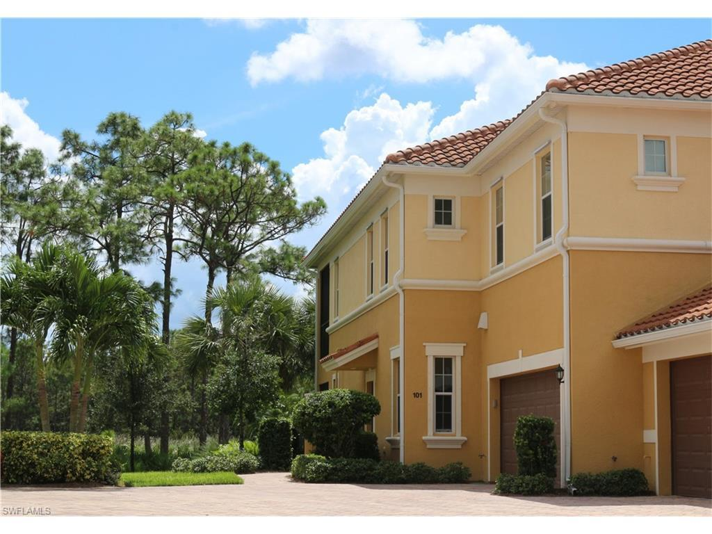 10341 Glastonbury Cir #101, Fort Myers, FL 33913 (MLS #216058749) :: The New Home Spot, Inc.