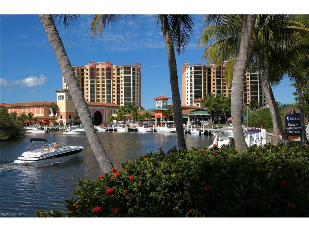 5781 Cape Harbour Dr #702, Cape Coral, FL 33914 (#216058837) :: Homes and Land Brokers, Inc
