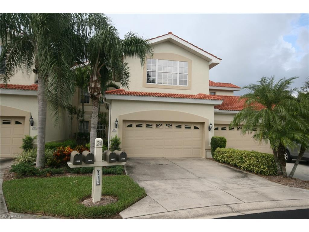 15157 Oxford Cv #2402, Fort Myers, FL 33919 (MLS #216058906) :: The New Home Spot, Inc.