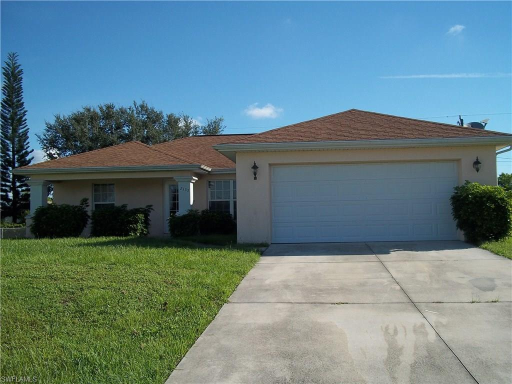 2133 NE 20th Ter, Cape Coral, FL 33909 (#216059038) :: Homes and Land Brokers, Inc