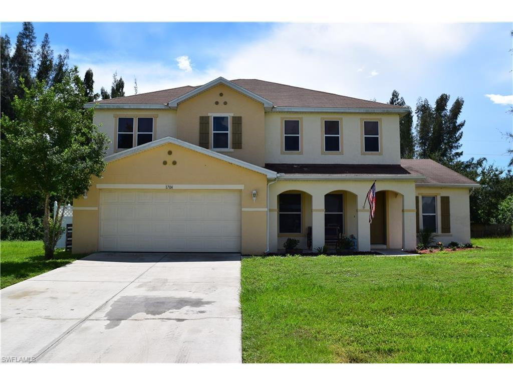 1704 SW 3rd Ter, Cape Coral, FL 33991 (MLS #216059175) :: The New Home Spot, Inc.