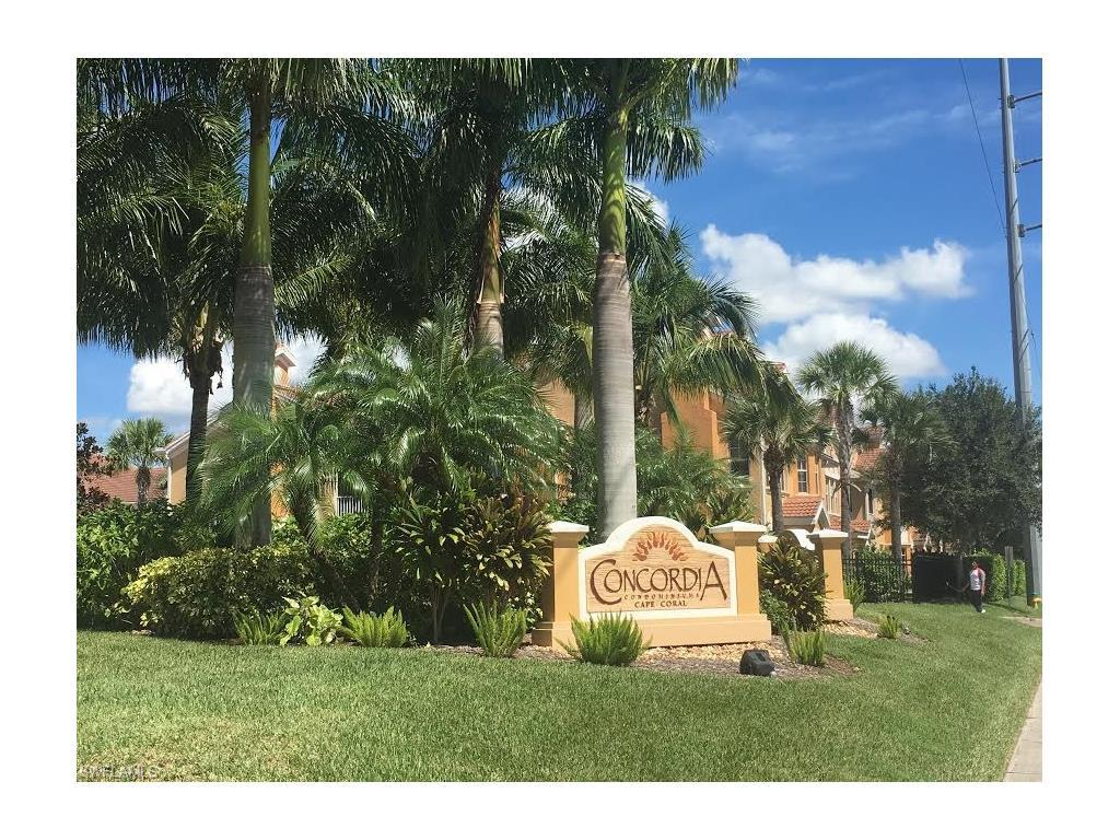 1836 Concordia Lake Cir #1309, Cape Coral, FL 33909 (MLS #216059184) :: The New Home Spot, Inc.
