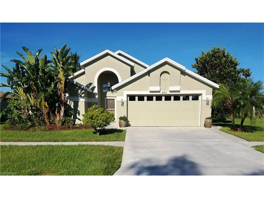 4660 Varsity Cir, Lehigh Acres, FL 33971 (MLS #216059219) :: The New Home Spot, Inc.